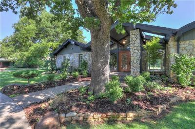 Oklahoma City OK Single Family Home For Sale: $1,195,000