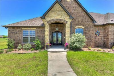 Oklahoma City Single Family Home For Sale: 9300 Regina Avenue