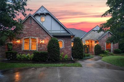 Edmond Single Family Home For Sale: 7400 Tangle Vine