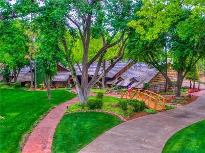 Oklahoma City Single Family Home For Sale: 4600 Memory Lane