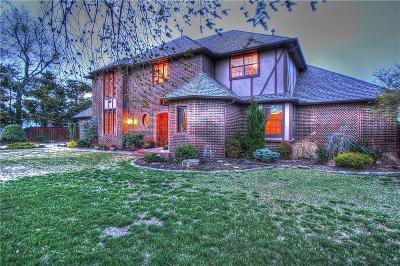 Bethany Single Family Home For Sale: 3110 N Alexander Lane