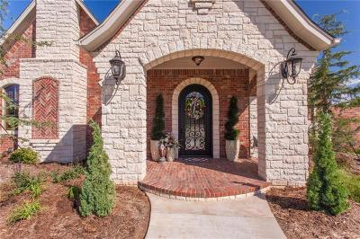 Mustang Single Family Home For Sale: 948 Firethorn Way