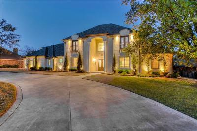 Nichols Hills Single Family Home For Sale: 8400 Waverly
