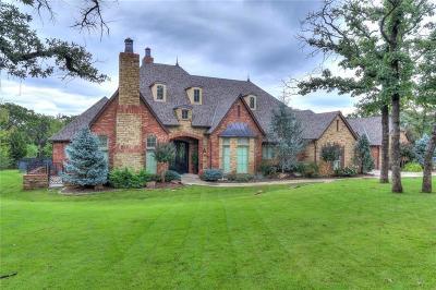 Edmond Single Family Home For Sale: 1604 Hidden Lake Drive