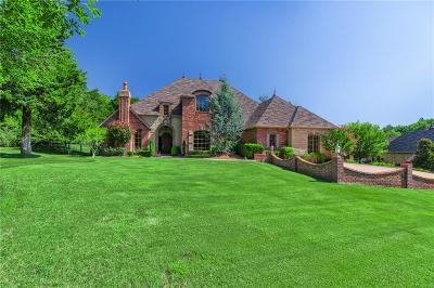 Edmond Single Family Home For Sale: 2201 NE 131st Street