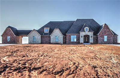 Oklahoma City Single Family Home For Sale: 10901 Secretariat Drive