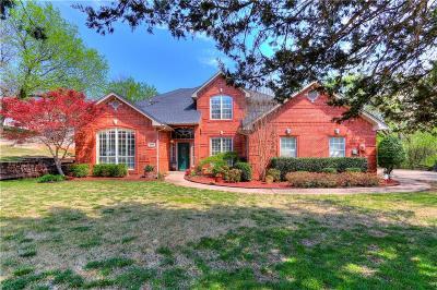 Edmond Single Family Home For Sale: 2200 Ivy Glenn Court