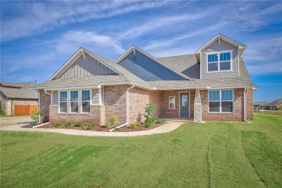 Norman Single Family Home For Sale: 18337 Tombstone Trail