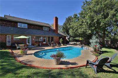 Oklahoma City Single Family Home For Sale: 3240 Hickory Stick Road