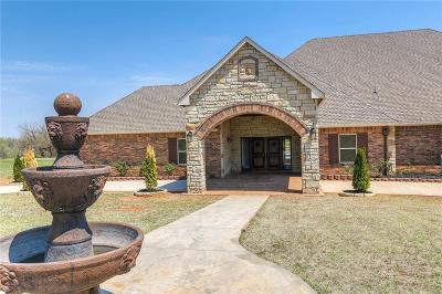 Guthrie Single Family Home For Sale: 15300 Turkey Xing