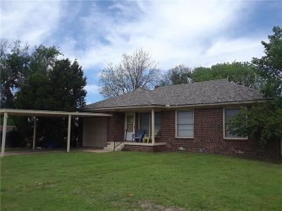 Oklahoma City OK Single Family Home For Sale: $87,900