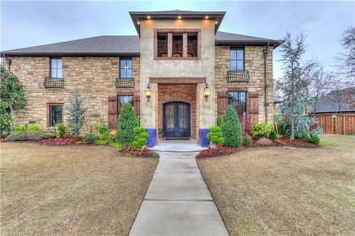 Edmond Single Family Home For Sale: 2300 Lone Oak Way