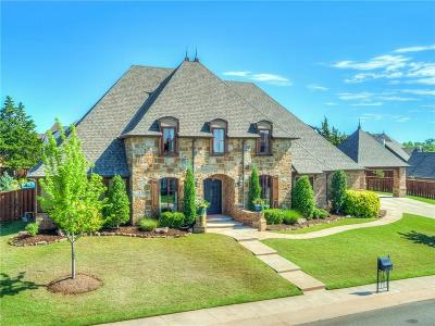 Edmond Single Family Home For Sale: 2401 Ranch House