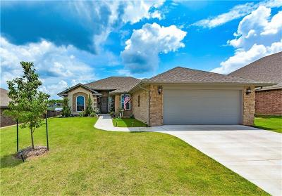 Midwest City Single Family Home For Sale: 10634 SE 26th Street