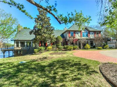 Oklahoma City Single Family Home For Sale: 9613 Silver Lake Drive