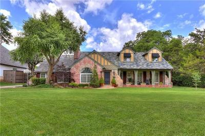Oklahoma City Single Family Home For Sale: 2509 Somerset Place