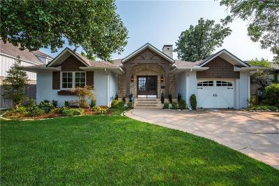 Nichols Hills Single Family Home For Sale: 1206 Belford Avenue