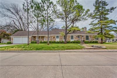 Nichols Hills Single Family Home For Sale: 1920 Huntington