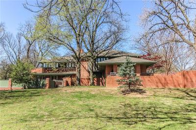 Norman Single Family Home For Sale: 1020 W Boyd Street