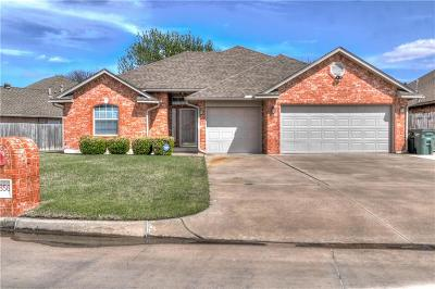 Del City Single Family Home For Sale: 4856 Bismarc Dr
