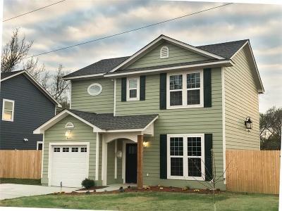 Single Family Home For Sale: 4605 N Blackwelder Avenue