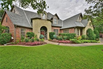 Edmond Single Family Home For Sale: 3417 Deer Valley