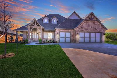 Yukon Single Family Home For Sale: 14804 Chambord Drive