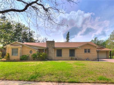 Bethany Single Family Home For Sale: 4605 N Peniel Avenue