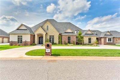 Oklahoma City Single Family Home For Sale: 8201 NW 134th Terrace