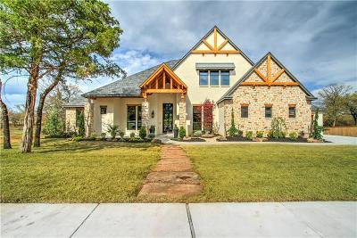 Edmond Single Family Home For Sale: 5016 Shades Bridge Road
