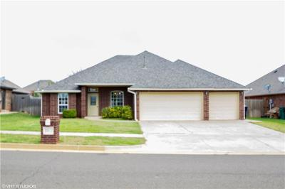 Yukon Single Family Home For Sale: 13117 SW 2nd Street
