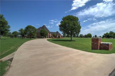 Oklahoma City Single Family Home For Sale: 10901 Olde Tuscany Road