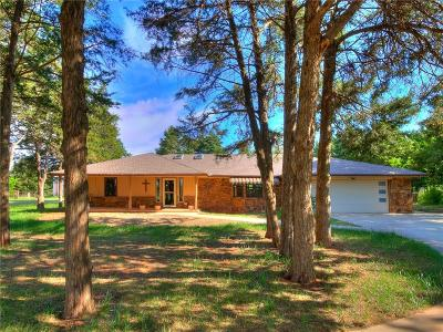 Mustang Single Family Home Pending: 2001 SW 89th Street