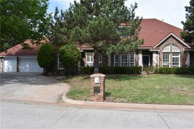 Oklahoma City Single Family Home For Sale: 12301 Val Verde Drive