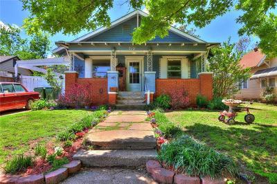 Yukon Single Family Home For Sale: 712 Maple Street