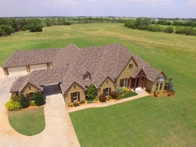 Norman Single Family Home For Sale: 5501 W Tecumseh Road
