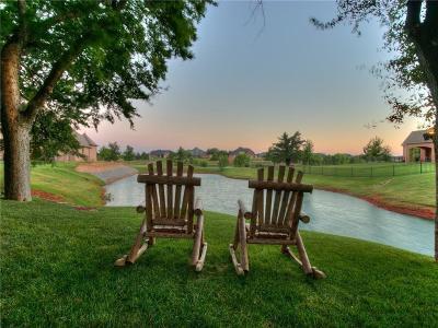 Edmond Single Family Home For Sale: 21911 Water Oak Circle