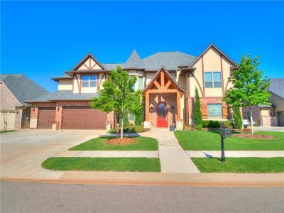 Oklahoma City Single Family Home For Sale: 13508 Rock Canyon Road