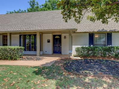 Warr Acres Single Family Home For Sale: 7300 N Norman Road