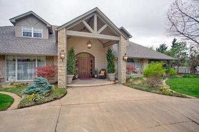 Oklahoma City Single Family Home For Sale: 3124 Quail Creek Road