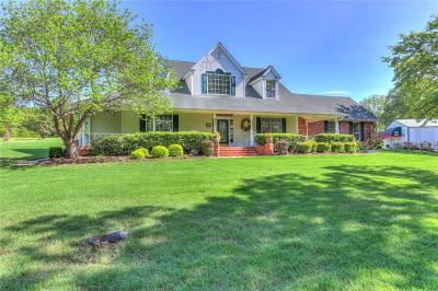 Oklahoma City Single Family Home For Sale: 15625 SE 104th