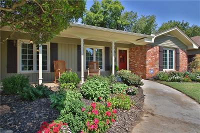 Nichols Hills Single Family Home For Sale: 1817 Drakestone Avenue