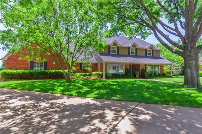 Oklahoma City Single Family Home For Sale: 6200 Harden