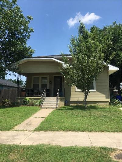 Norman Single Family Home For Sale: 509 E Frank Street