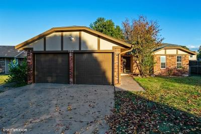 Moore OK Single Family Home For Sale: $139,500