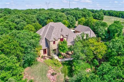 Edmond Single Family Home For Sale: 11552 Winding Lake Drive