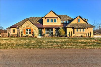Moore Single Family Home For Sale: 3730 Joshua Lane
