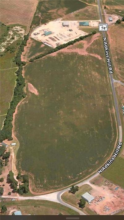 Residential Lots & Land For Sale: W Adkins Hill Road