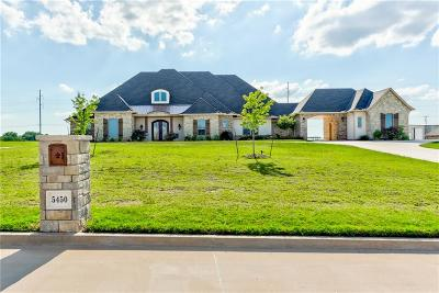 Norman Single Family Home For Sale: 5450 Cottonwood Creek Circle
