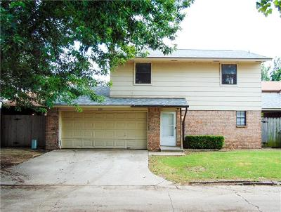 Oklahoma City OK Condo/Townhouse For Sale: $55,000